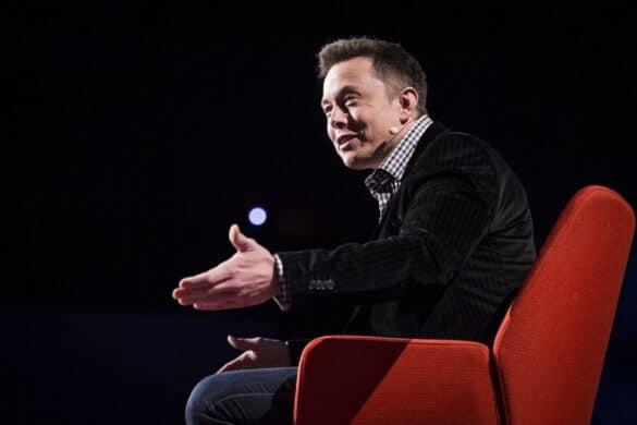 Valentino DiGiorgio Elon Musk