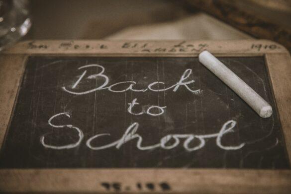 Valentino DiGiorgio Back to School